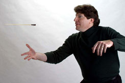 Asher Raboy, Conductor