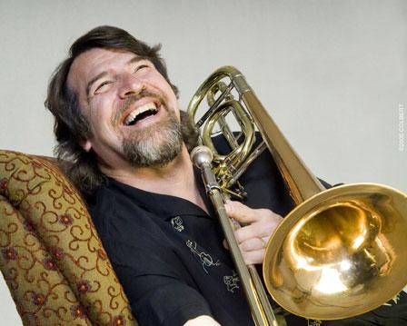 Chris Brubeck, Trombone