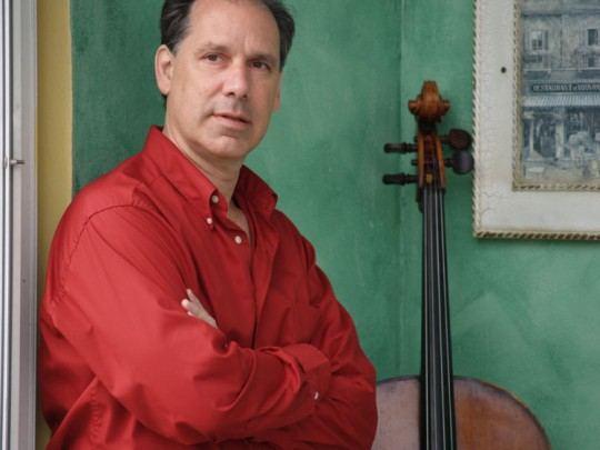 Claudio Jaffe, Cello