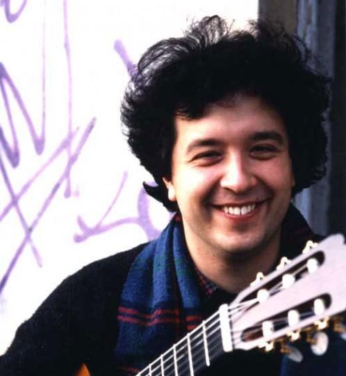 Emanuele Segre, Guitar