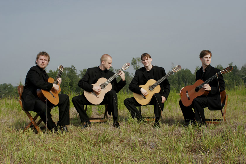 Georgia Guitar Quartet