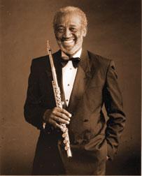 Harold Jones, Flute