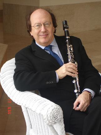 Michel Lethiec, Clarinet