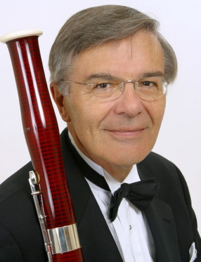 Milan Turkovic, Bassoon