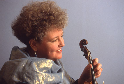 Monica Huggett, Baroque Violin