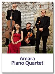 Amara Piano Quartet