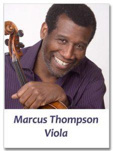 Marcus Thompson Viola