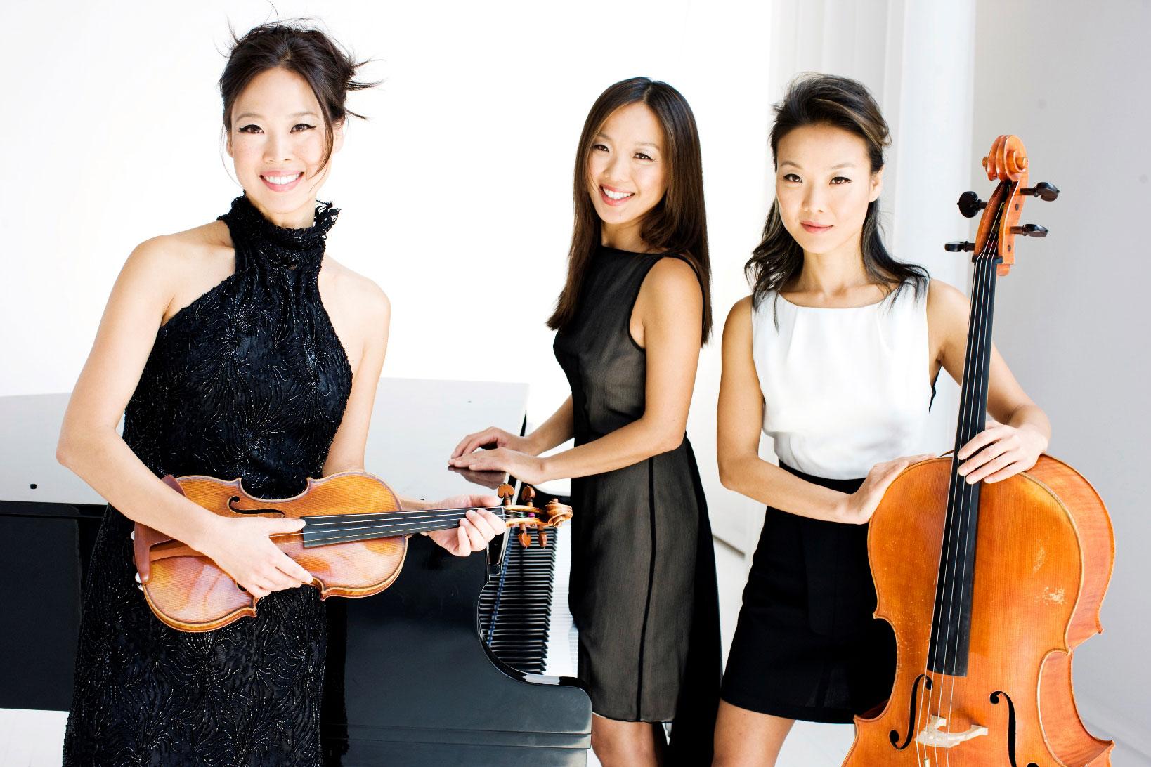 Ahn+Trio