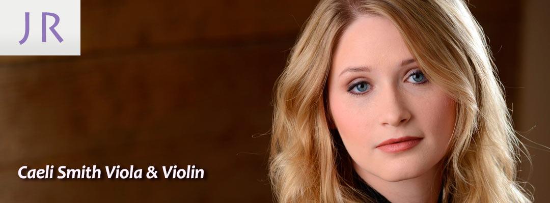 Caeli Smith Violin and Viola