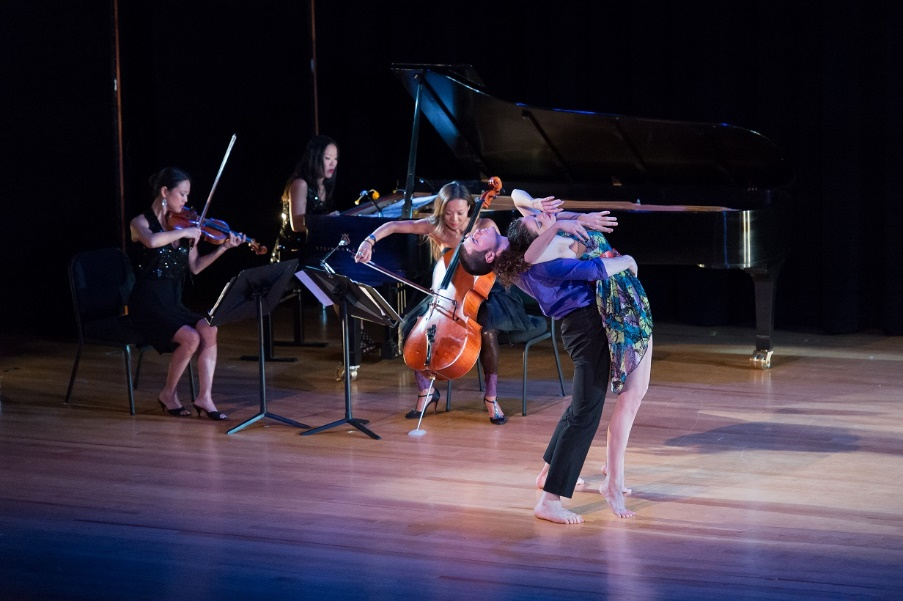Nai-Chen Dance Company & The Ahn Trio: A Quest For Freedom